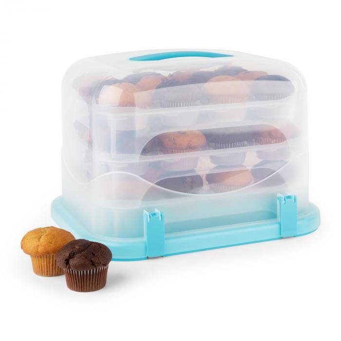 Petit chaperon bleu XL boîte à gâteau