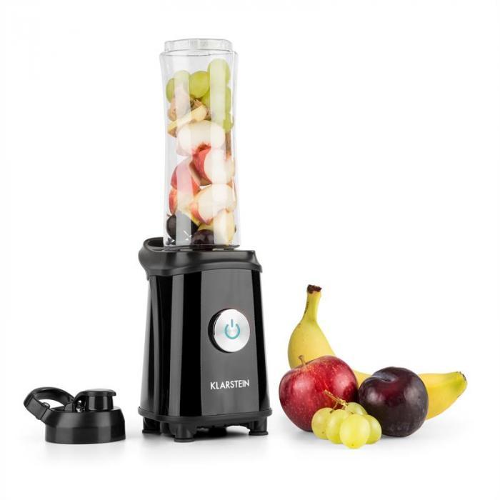Tuttifrutti Mini-mixeur noir