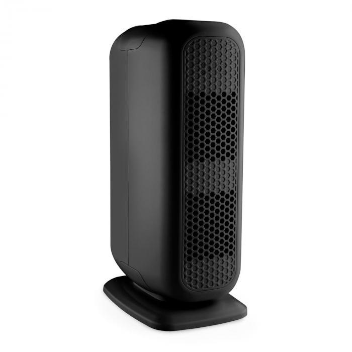 davos purificateur d 39 air 5 en 1 ioniseur 101 m h noir noir klarstein. Black Bedroom Furniture Sets. Home Design Ideas