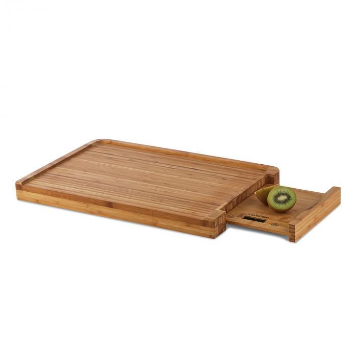 Chopmaster Planche à découper et balance de cuisine