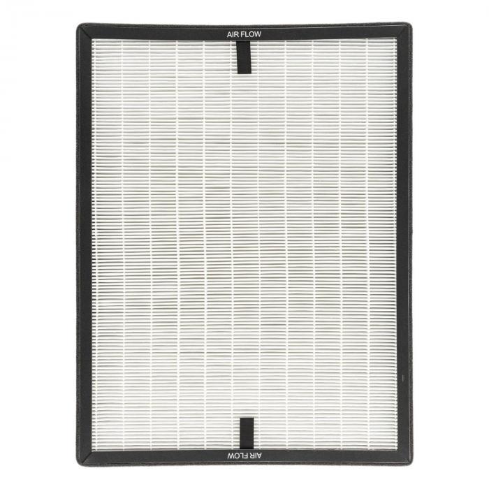 climate hero filtre hepa de rechange accessoire de purificateur d 39 air 31x41cm klarstein. Black Bedroom Furniture Sets. Home Design Ideas