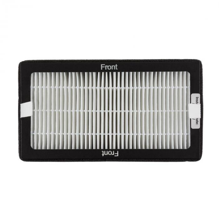 Pure filtre hepa de rechange particules fine pour purificateur d 39 air 1 klarstein - Purificateur d air filtre hepa ...
