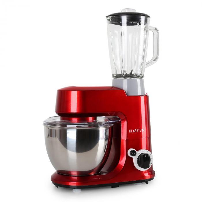 Set Carina Rossa Robot de cuisine