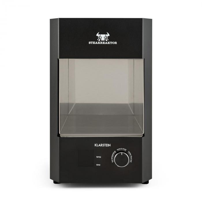 steakreaktor 2 0 barbecue int rieur 850 c 1600w infrarouge klarstein. Black Bedroom Furniture Sets. Home Design Ideas