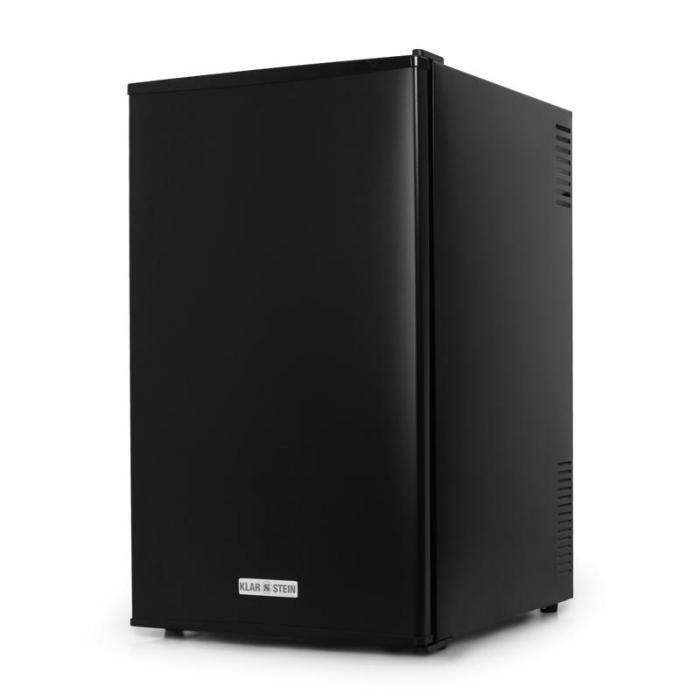 mks 9 minibar r frig rateur frigo 66 litres noir noir klarstein. Black Bedroom Furniture Sets. Home Design Ideas