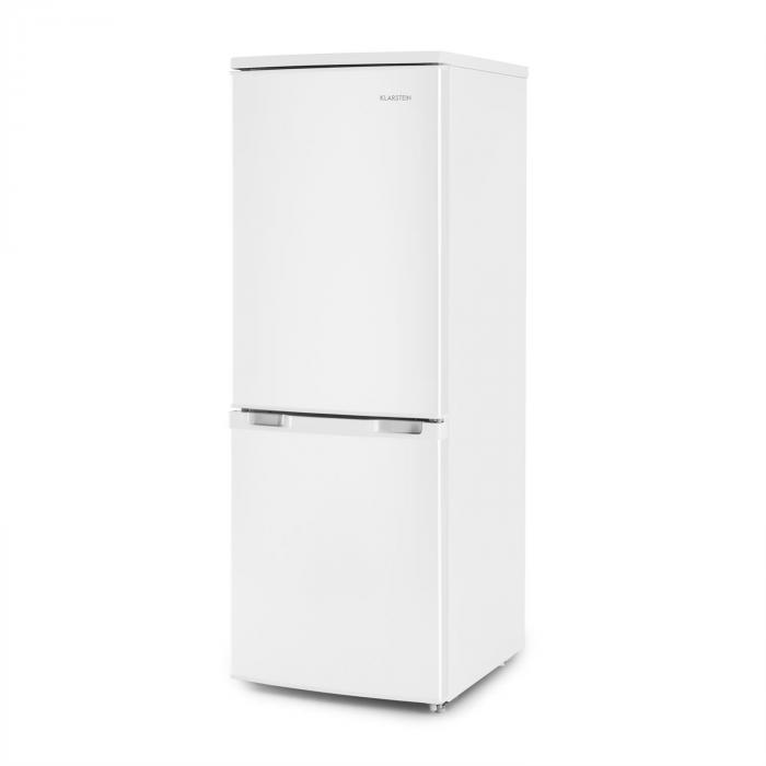bigpack r frig rateur cong lateur 4 160 litres classe a blanc blanc klarstein. Black Bedroom Furniture Sets. Home Design Ideas