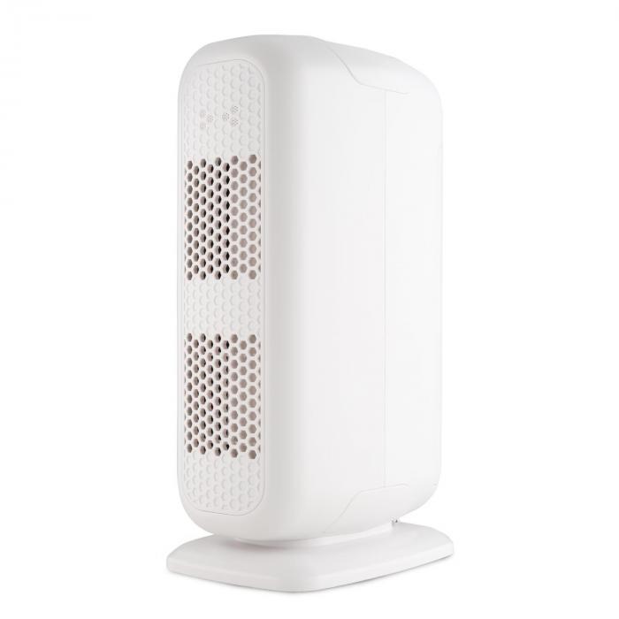 davos purificateur d 39 air 5 en 1 ioniseur 101 m h noir blanc blanc klarstein. Black Bedroom Furniture Sets. Home Design Ideas